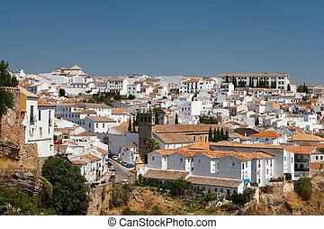 Ronda, Malaga, Andalucia (Spain)