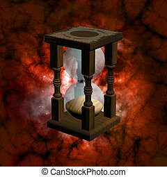 The Begining of Time - Sand Timer - The Begining of Time - A...