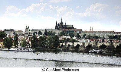 prague cityscape - czech republic, prague