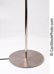 Floor lamp base. Detail of the bottom