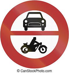 No Motor Vehicles (1956)