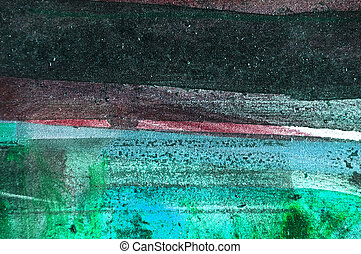 Painted canvas texture background