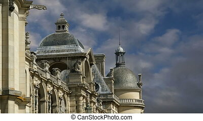 Chateau de Chantilly, France - Chateau de Chantilly (...