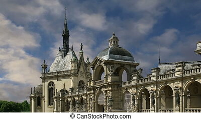 Chateau de Chantilly, France - Chateau de Chantilly...