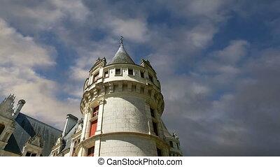 Chateau Azay-le-Rideau, France - Chateau Azay-le-Rideau was...