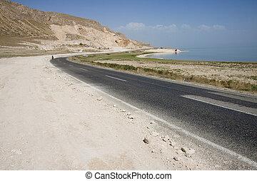 Empty route - Van lake