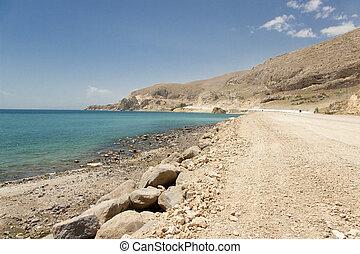Sandy route - Van Lake