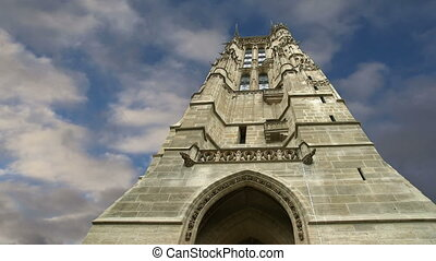 Tour Saint-Jacques,Paris, France - Tour Saint-Jacques, is a...