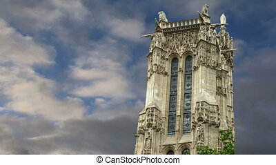 Basilica of Saint-Martin, Tours - Notre Dame de Paris, also...