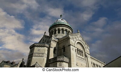 Basilica of Saint-Martin, Tours, France