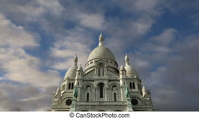 Basilica of the Sacred Heart, Paris, France
