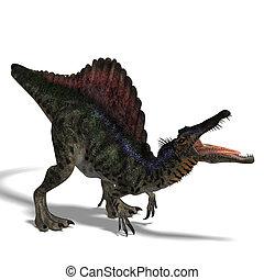 dinossauro, Spinosaurus