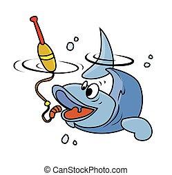 peixe, pesca