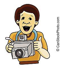 Cameraman Classic