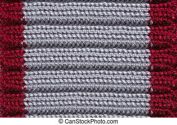 knitting - decorative background of the knitted fabric...