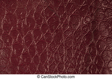 tectura sewing leather - texture background relief from...