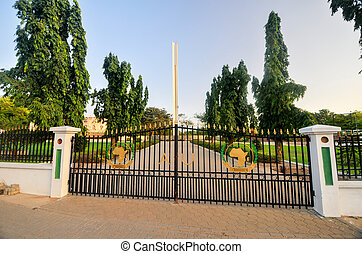 African Unity Monument - Accra, Ghana - African Unity...