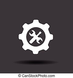tool and setting icon