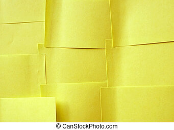 sticky note background