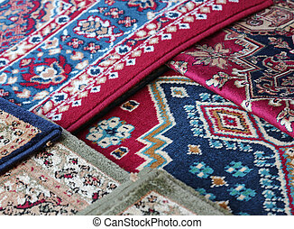oriental carpets for sale in the shop of rugs