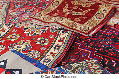 Oriental rugs Handmade wool for sale in the shop - fine rugs...