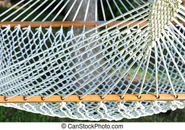 hammock8 - detail of hammock
