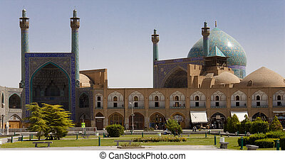 jeque, Lotf, Alá, mezquita