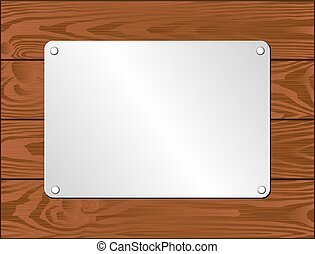Silver plaque Vector Clipart Royalty Free. 1,014 Silver plaque ...