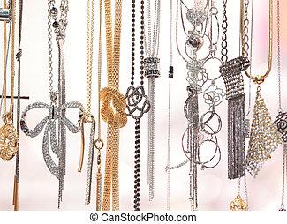 déguisement, bijoux,