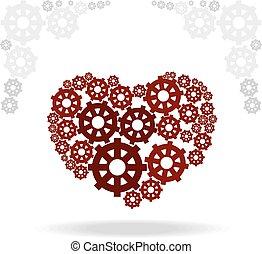 Heart of gears
