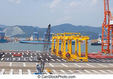 port - busan