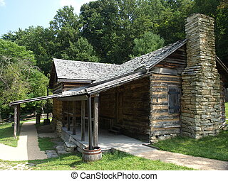 Historic farm house