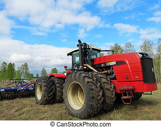 Agricultural cultures - Different agricultural cultures grow...