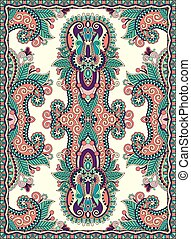 floral carpet design - ukrainian floral carpet design for...