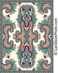 floral carpet design - ukrainian floral carpet design for...