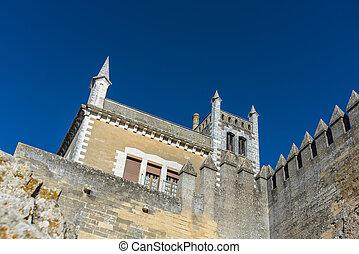 Almodovar, del, Rio, castelo, Cordoba, Andalusia, Spain.,