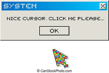 Nice cursor - Creative design of Nice cursor