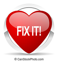 fix it valentine icon