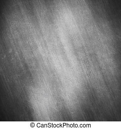 Silver metal texture - Iron grunge plate for background