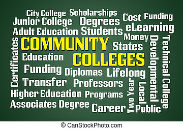 comunidad, universidades,