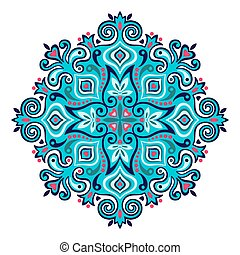 Arabesque. Decorative element. - Arabesque Decorative...