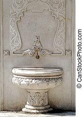 Fountain - Marble Fountain