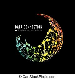 Abstract network connection