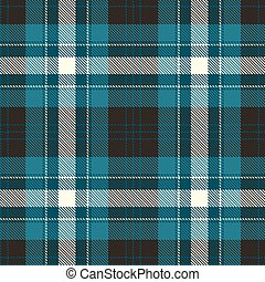 tartan plaid - Textured tartan plaid. Seamless vector...