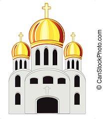 建築物, 教堂