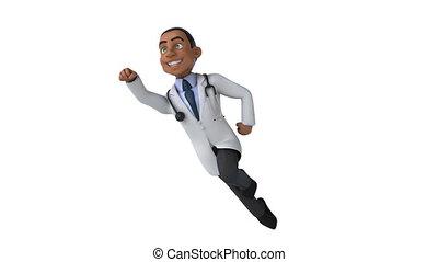 Black doctor