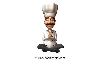 Zen chef