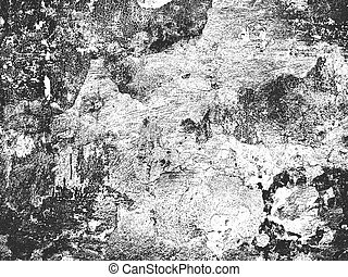 Mask overlay. Old plaster wall texture. - Mask overlay. Old...