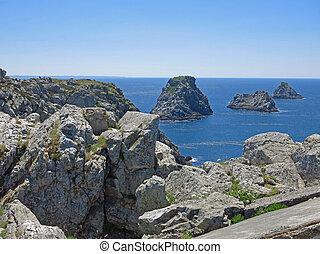 Tas de Pois, Brittany, France - Les Tas de Pois the...