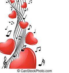 Coração, cantando